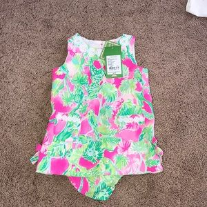 Lily Pulitzer dress with matching bloomers *NWT*